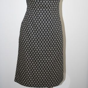 Milly Dresses - MILLY COTTON STRAPLESS DRESS SIZE 8